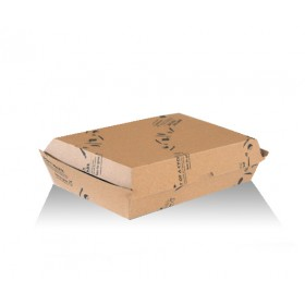 Family Pack / Brown Corrugated Kraft